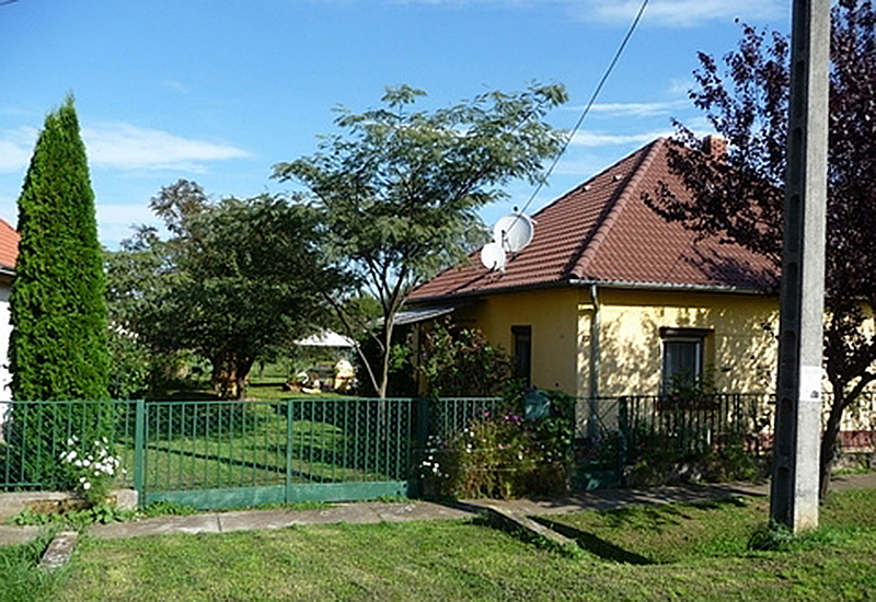 Haus immobilien am balaton for Immobilien haus